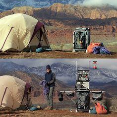 Grub Hub Portable Camp Kitchen