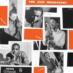Art Blakey And The Jazz Messengers 1956