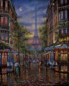 42 ideas for travel art painting paris france Tour Eiffel, Torre Eiffel Paris, Paris Kunst, Paris Art, Art Parisien, Maurice Utrillo, Art Du Monde, Share Pictures, Paris Painting