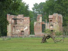 Historic Jamestown (Jamestowne Colony) - Jamestown, Virginia