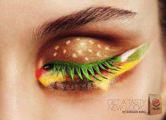 hummm. AD Burger King