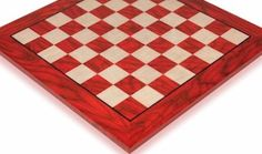 !Stained Wood Chess Boards