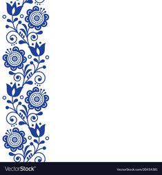 Scandinavian Folk Dance – Amazing Homes Fantasy Background, Plains Background, Background Vintage, Art Background, Background Patterns, Folk Art Flowers, Flower Art, Pretty Backgrounds, Summer Backgrounds