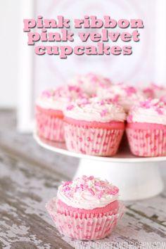 Pink Ribbon Breast Cancer Awareness Baking Ideas