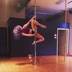 """61 Likes, 5 Comments - PoleFly BranFord (@poleflyct) on Instagram: """"Branfords Wed Night Line Up is # 6pm Pole Inversion 7:15 Mixed Level Pole 8:30 Flexibility…"""""""