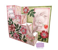 Crafter's Companion USA Information Blog Easter, Step-Card