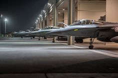 Slaughter is the best medicine (French fighters Dassault Rafale in the UAE.) #jetfighter