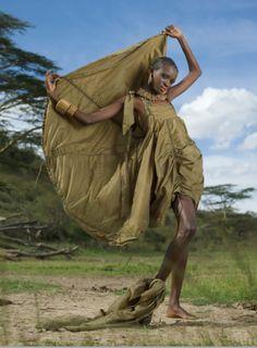 Kondakis – Eco-Parachutes in Kenya