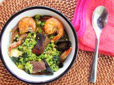 Otong Soup (Okra Soup. Efik Style)