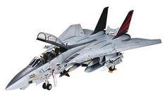 1/32 Grumman F-14A Tomcat Black Knights (tam60313) Tamiya Plastic Model Airplanes 1:30-1:39 Scale