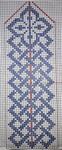 Knit Mittens, Mitten Gloves, Knitting Charts, Pattern, Shirts, Cross Stitch, Sachets, Breien, Patterns