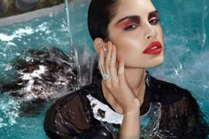 Gavin O'Neill Photography - Fashion & Beauty Photography Spotlight magazine - Production Paradise
