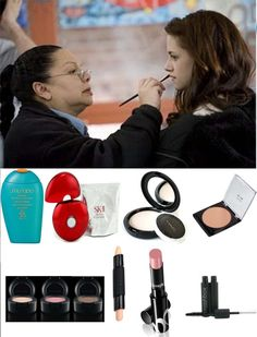 Official makeup used for Bella Swan in the Twilight movie.