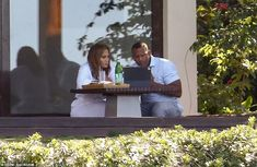 EXCLUSIVE: Kiss and make up? Jennifer Lopez and Alex Rodriguez put split rumors to bed with a VERY passionate display in the Dominican Republic Failed Relationship, Kiss Makeup, Second Child, Jennifer Lopez, Music Videos, Dancer, Romance, Author, Actresses