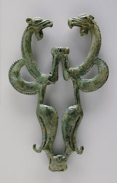 Luristan Bronze | Early Iron Age, ca. 1250 to 700 BCE.