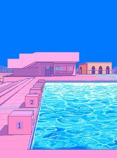 pixel and pink image Pixel Art, Pin Up, Vaporwave Art, 8bit Art, Ligne Claire, Pastel, Pink Lady, 8 Bit, Animes Wallpapers