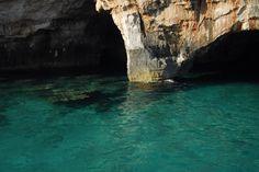 Grotte vicino a Santa Maria di Leuca