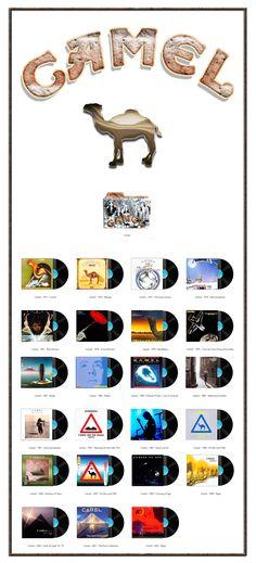 Album Art Icons: Camel