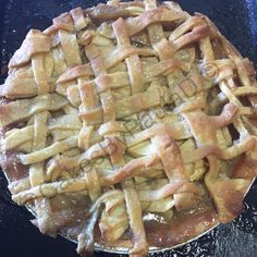 Fresh out the oven. Went apple picking the other day and had to whip up a pie. #pie #applepie #apple #orchard #homemade #dessert #yum #delicious #cute #bronx #nyc #food #foodgram #instafood #potd #fotd