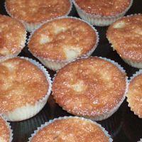 Simones rabarbermuffins