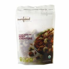 I'm learning all about Sunfood Superfoods Berry Adventure at @Influenster!