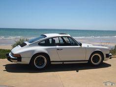 1978 Porsche 911 SC, right near da beeeech
