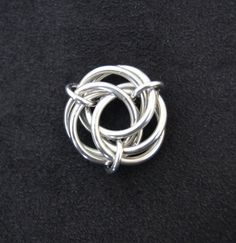 Venn's Knot #Maille