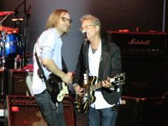 Gerry Beckley performs with his son…America the Next Generation!