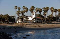 This 1932 Mediterranean-style structure was the last of the bathhouses built in Southern California, and it was at the end of the Red Car line, which ran from Los Angeles to San Pedro then out to Point Fermin. Located at 3720 Stephen M. White Dr., San Pedro.