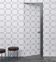 for Wall with Hidden Door Wooden Door Design, Wooden Doors, Modern Wallpaper, Wall Wallpaper, Bathroom Kids, Bathroom Storage, Invisible Doors, Flush Doors, Swinging Doors