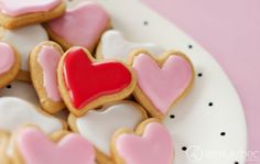 Happy Valentines Honey Cookies from Emily Krbec Photography
