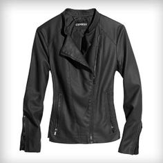 #ExpressHoliday  Holiday is on! I just found (minus The) Leather Clean Seam Asymmetrical Jacket on the #EXPRESSLIFE Gift Guide: http://express.com/giftguide