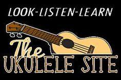 The Ukulele Site - Beginner ukulele lessons.  Perfect place to start!