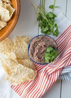 Black Bean Dip | Smells Like Home #cincodemayo