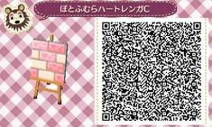 Animal Crossing: New Horizon / Leaf QR Code Paths — Tatami, Bamboo, and Stone tiles Animal Crossing New Leaf Qr Codes, Animal Crossing Qr Codes Clothes, Acnl Pfade, Acnl Art, Acnl Qr Code Sol, Acnl Paths, Flag Code, Small Bridge, Motif Acnl