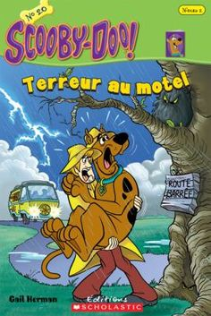 The Haunted Road Trip (Scooby-Doo Readers, No. by Gail Scooby Doo Books, New Scooby Doo, Used Books Online, Book Spine, Comic Covers, Childrens Books, Science Fiction, Road Trip, Animation