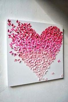 Una idea Diy con mucho corazon - Decoracion Hogar - Google+