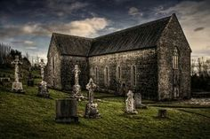 Ballintubber Abbey Luck Of The Irish, Ireland Travel, Us Travel, Just Go, Cabin, House Styles, Places, Graveyards, Blessing