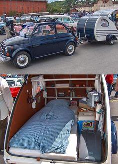 Fiat caravan