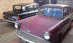 eBay: 1964 Ford Anglia 105E Deluxe Barn find - Jimmy Blanche Norfolk Collection #classiccars #cars ukdeals.rssdata.net