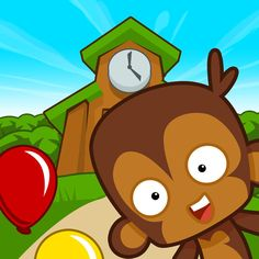 Download Bloons Monkey City for Mac Free #MacDownloads