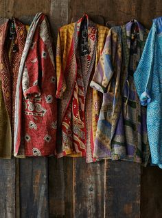 House&Home Nov 14 / Shop. Toast are selling these as dressing gowns but I'd have to wear as a coat, it's too beautiful to hide.
