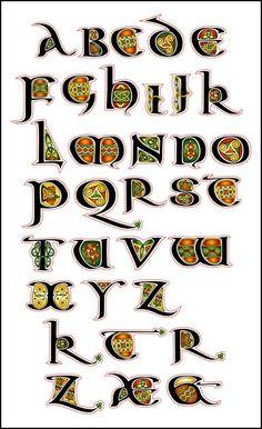 Картинки по запросу Illuminated Calligraphy