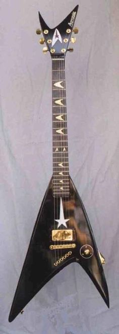 Star Trek Enterprise guitar