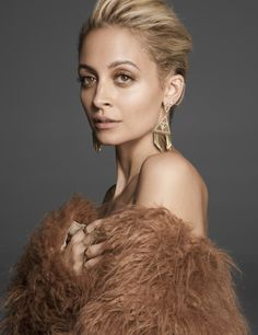 Nicole Richie for House of Harlow 1960, shot in 2016 by Chris Colls