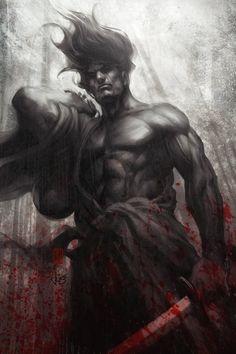 Samurai Spirit Musou by Artgerm on dA