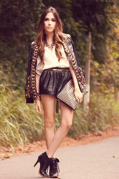 Flávia Desgranges - Fashion Coolture blog ♥ Brazil
