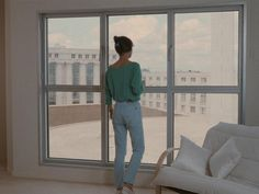 Boyfriends and Girlfriends (1987, Éric Rohmer) / Cinematography by Bernard Lutic