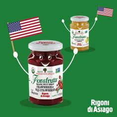 Which Fiordifrutta Organic Fruit Spread is getting your vote today?