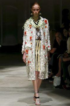 Prada Milan Fashion Week Ready To Wear SS'16